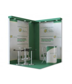 Stand Ferial 2 x 2 mts