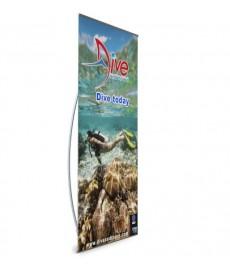 Porta banners smart 100 x 200